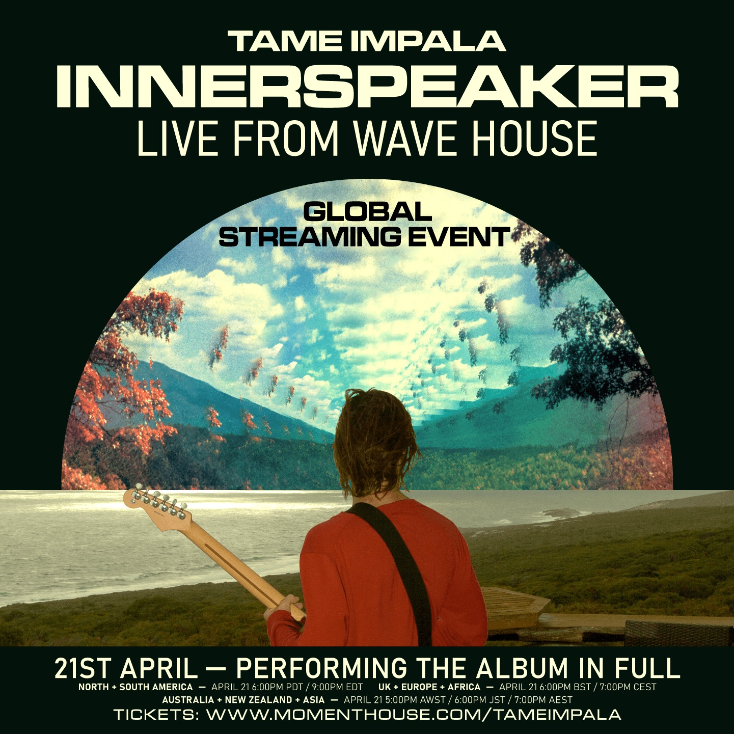 INNERSPEAKER - LIVE FROM WAVE HOUSE: North + South America